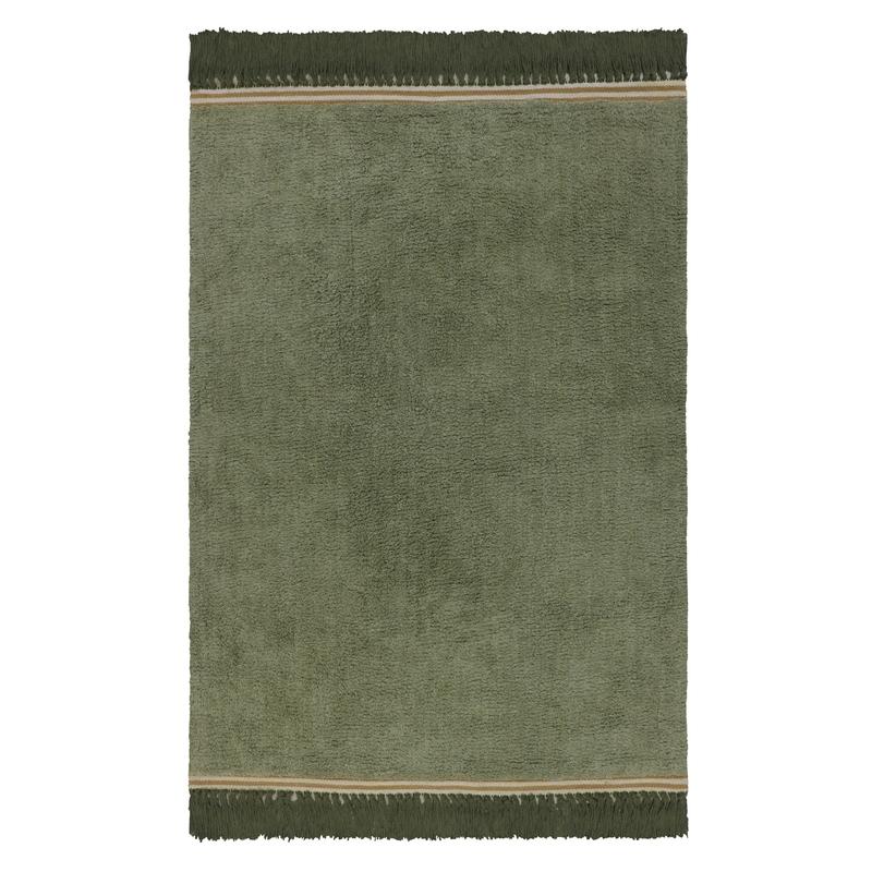 Teppich 'Gus' olivgrün 90x130cm