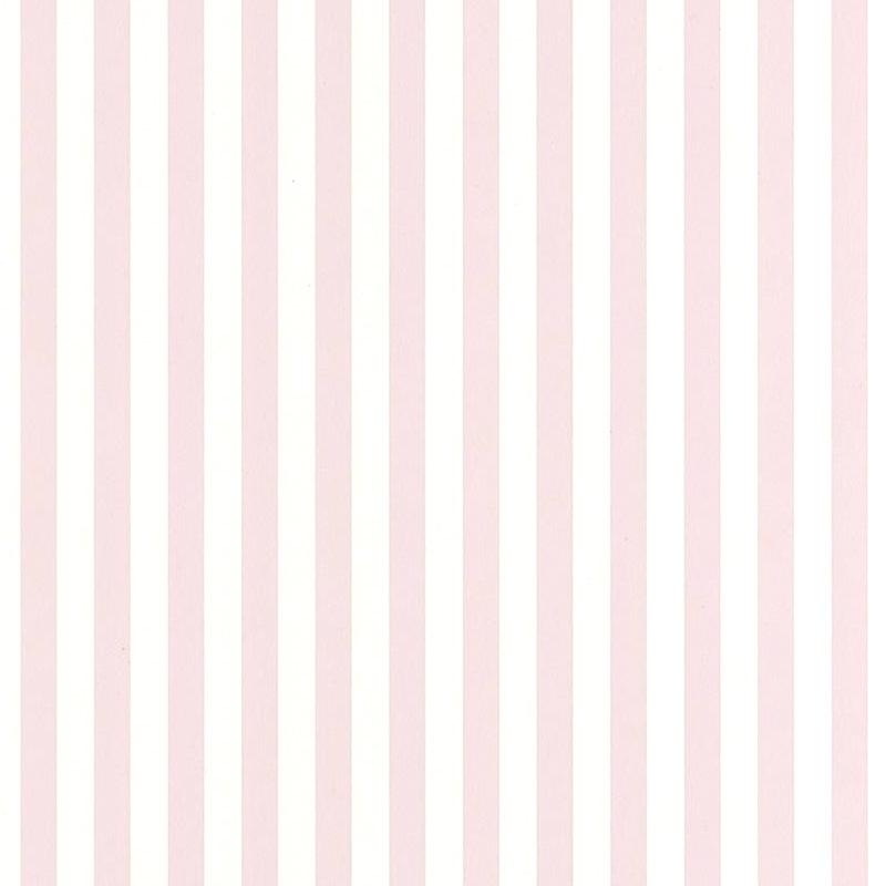 Tapete Streifen rosa 'My Little World'
