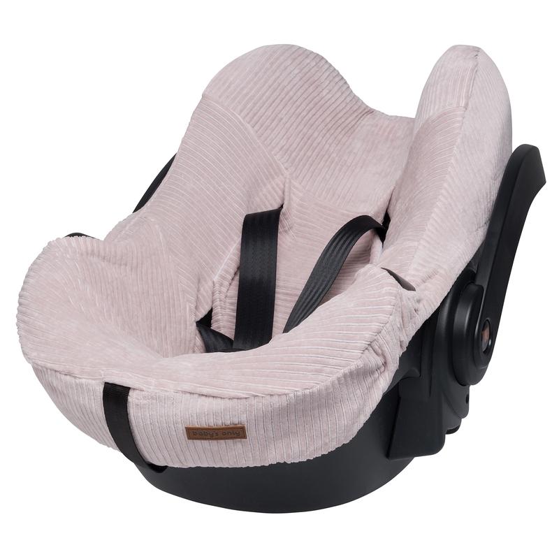 Sitzbezug 'Sense' rosa für Babyschale