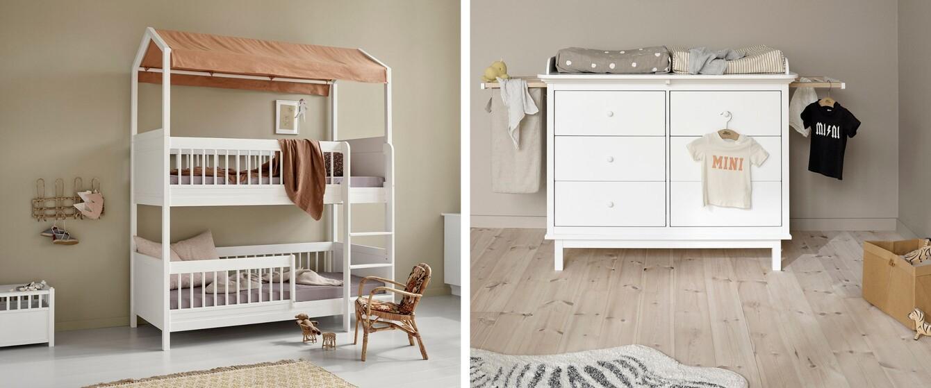 Oliver Furniture Seaside/Lille