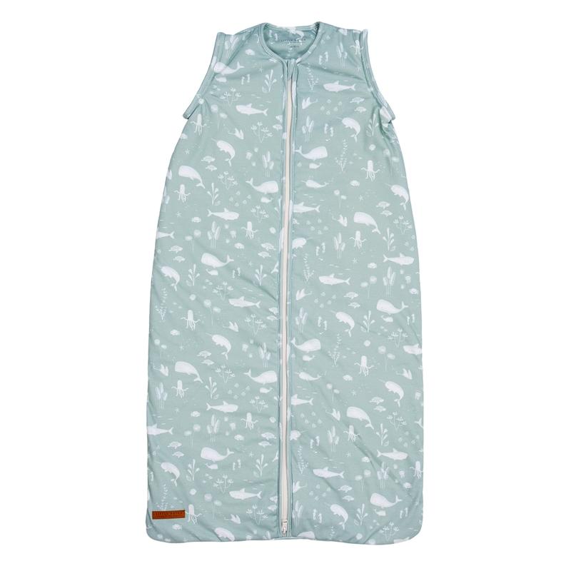 Baby Sommerschlafsack 'Ocean' mint