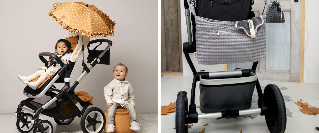 Sitzeinlagen, Taschen & Co.