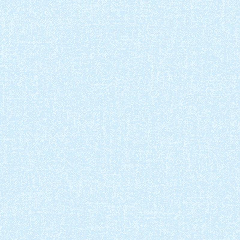 Kindertapete 'Putzoptik' hellblau