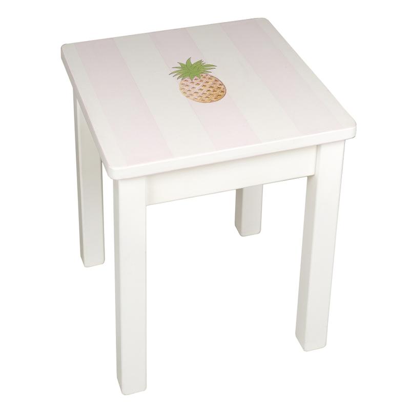 Nachttisch mit Wunschbemalung 47cm