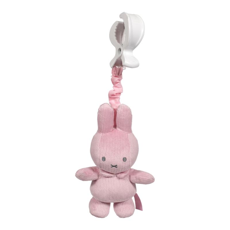 Activity-Spielzeug Miffy Hase 'Cord' altrosa