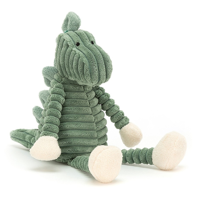 Kuscheltier 'Babydino Cordy' grün 34cm