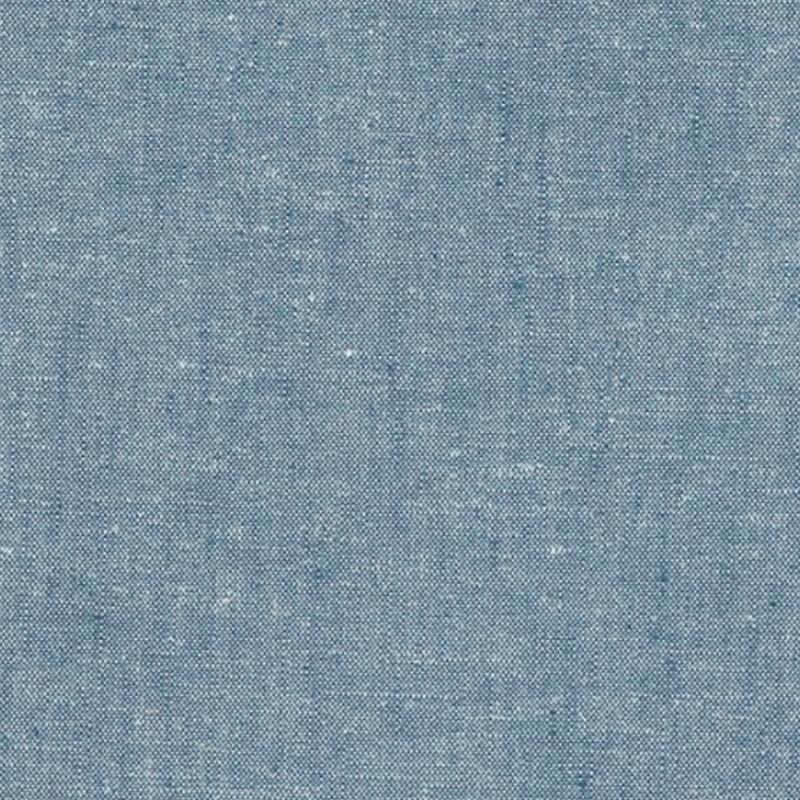 Kinderzimmer Stoff 'Chino Jeans' blau