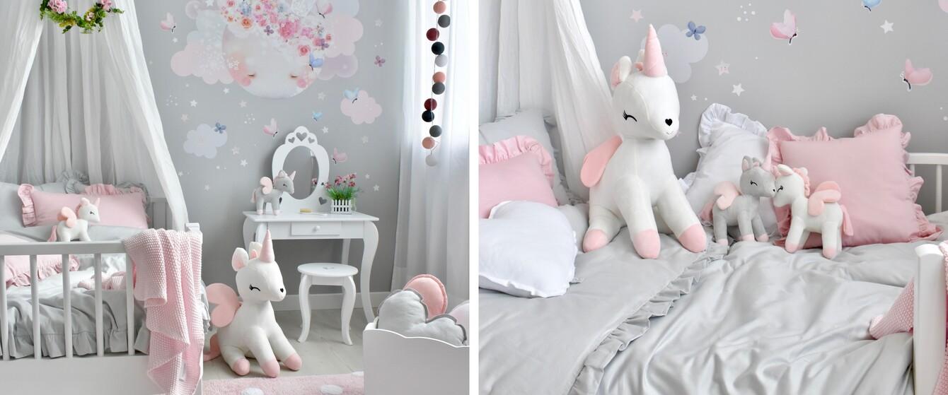Romantisches Kinderzimmer