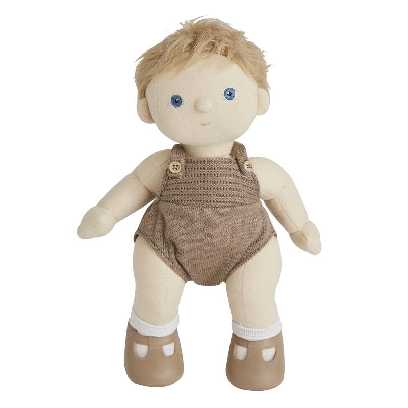 Stoffpuppe Dinkum Doll 'Poppett' ab 3 Jahren