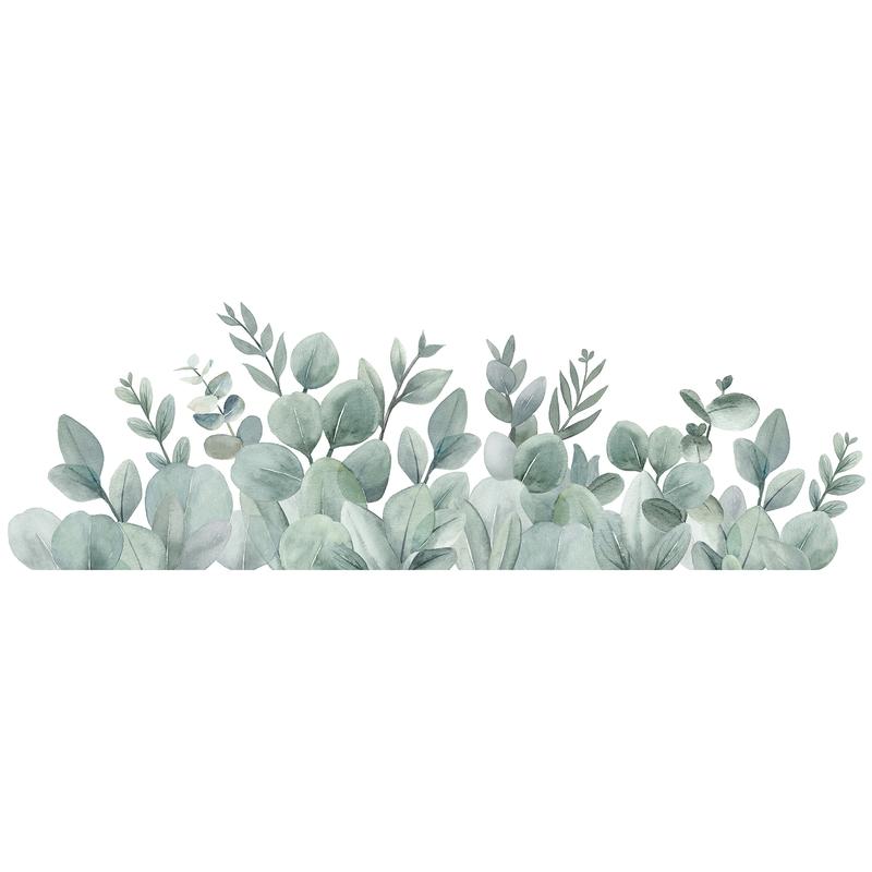 XL-Wandsticker 'Greenery' Eukalyptus Blätter