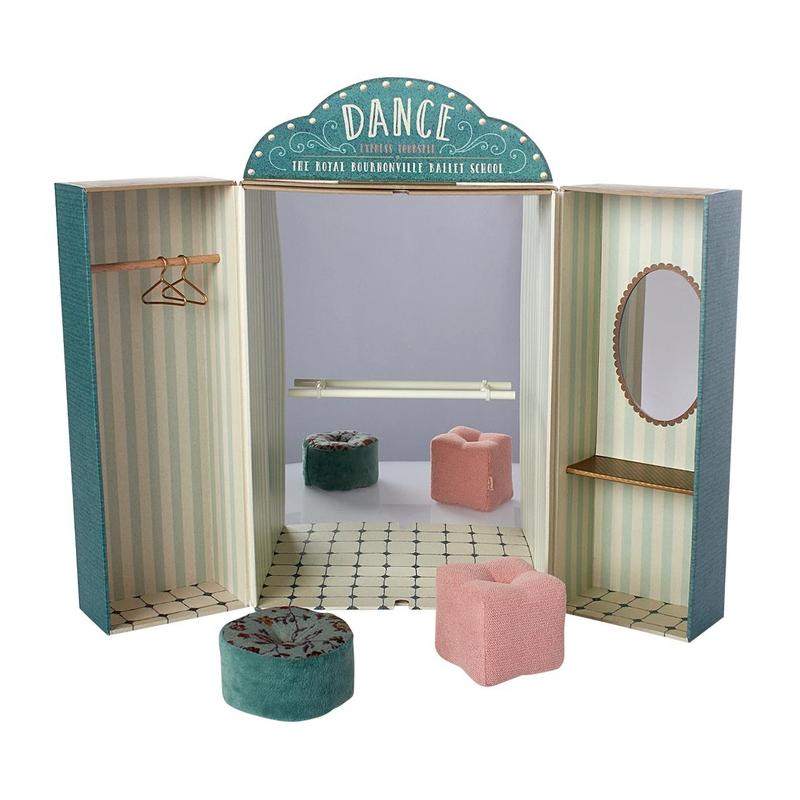 Ballettschule für Puppen jade 31cm (Mini)