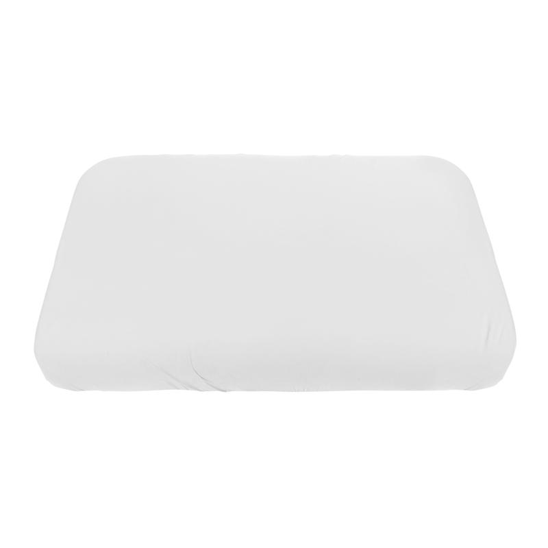 Matratzenschoner für Babybett weiß 70x120cm
