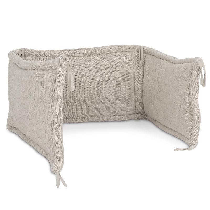 Nestchen 'Bliss Knit' beige 180cm