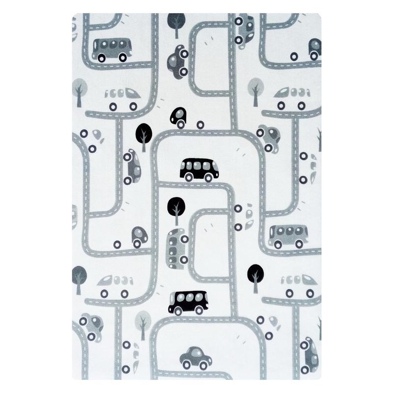Straßenteppich 'Playlove' 90x130cm waschbar