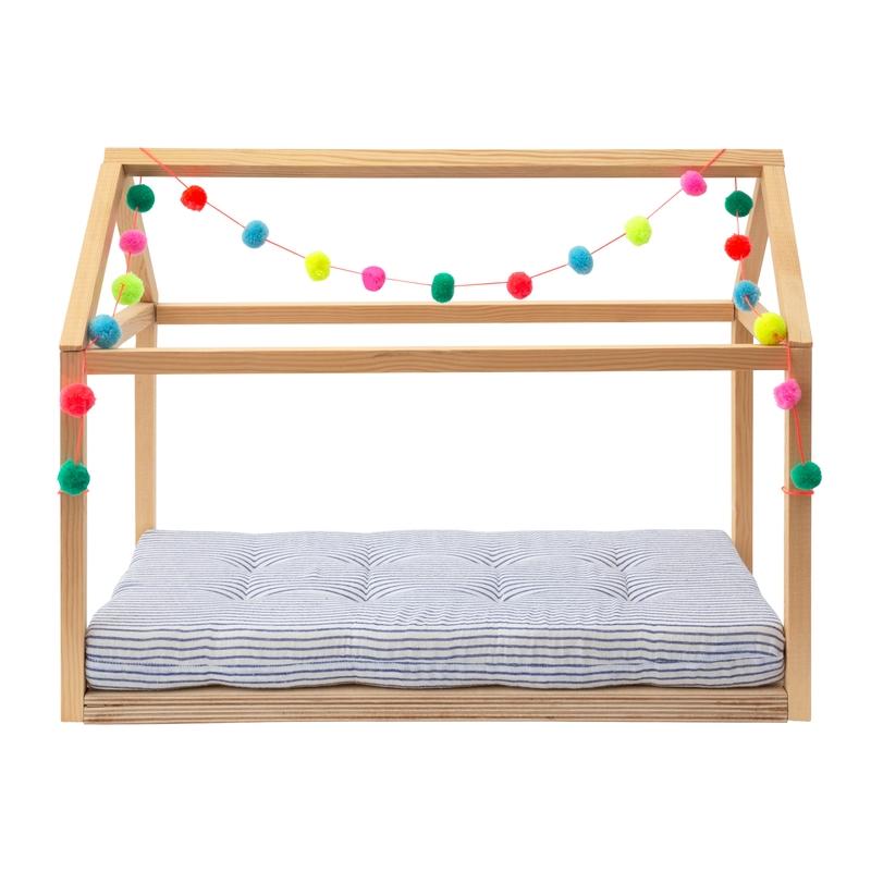 Hausbett für Puppen 49cm ab 3 Jahren