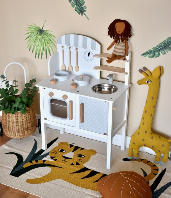 Spielecke mit JaBaDaBaDo Kinderküche