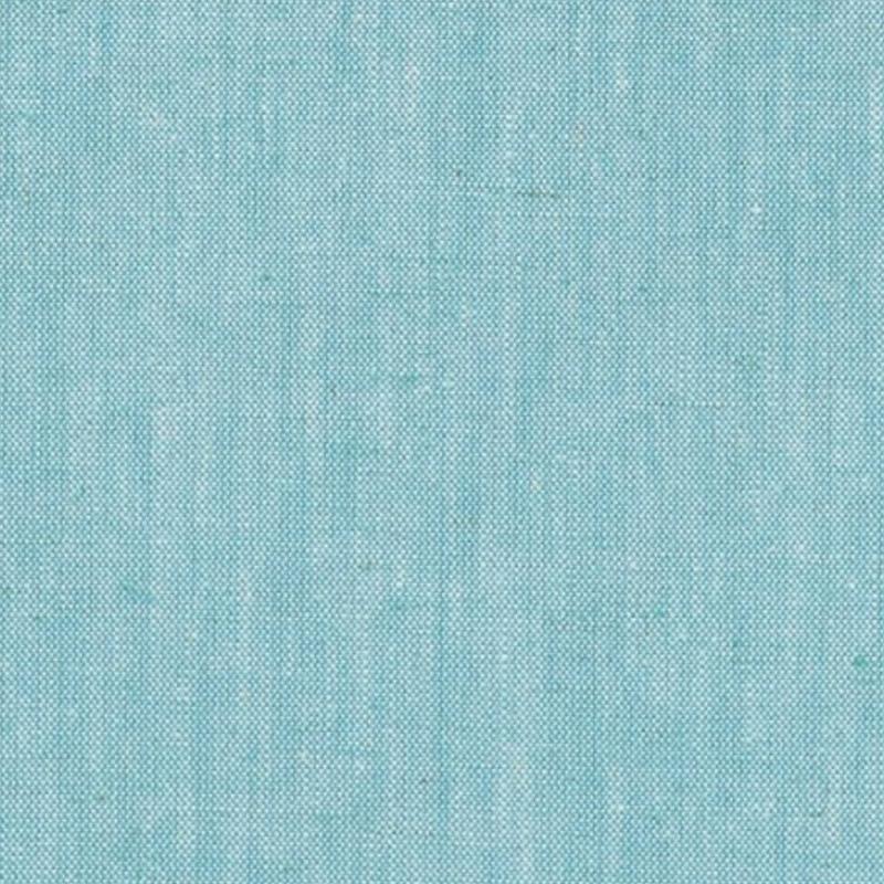 Kinderzimmer Stoff 'Chino Jeans' türkis