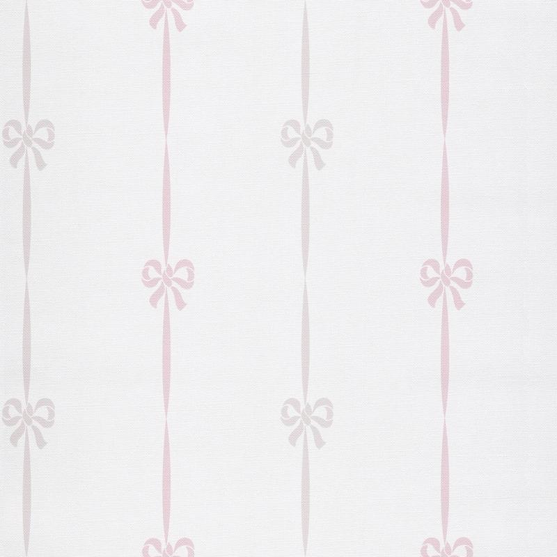 Tapete Schleifen rosa/grau 'Jack 'N Rose 2'