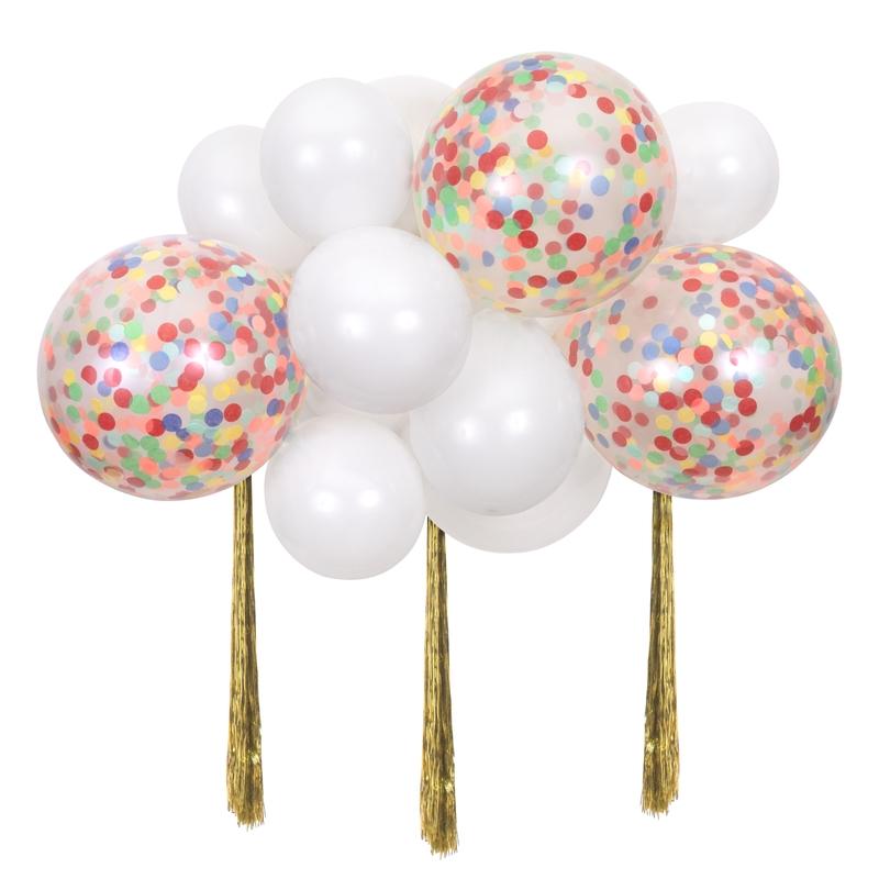 Luftballongirlande 'Regenbogen' 14-tlg.