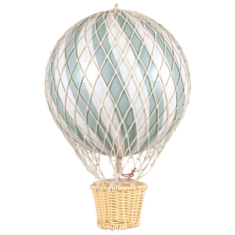 Heißluftballon mint ca. 20cm handmade
