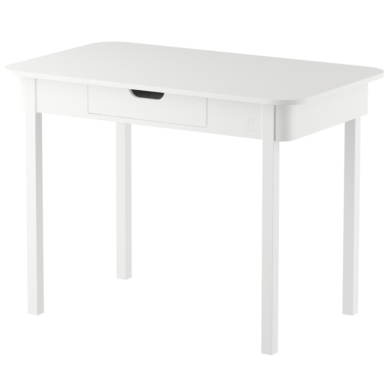 Schreibtisch classic white 73x100cm