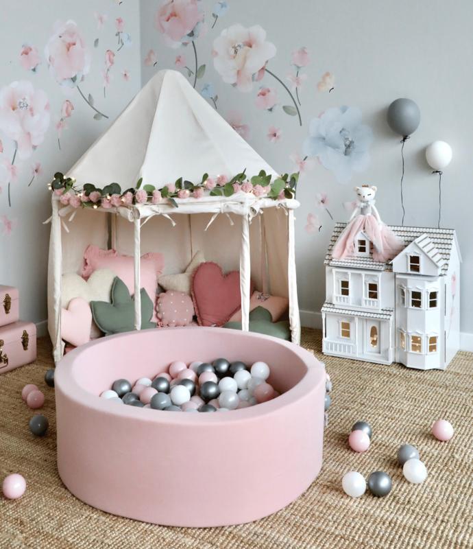 Spielzimmer für kleine Prinzessinnen
