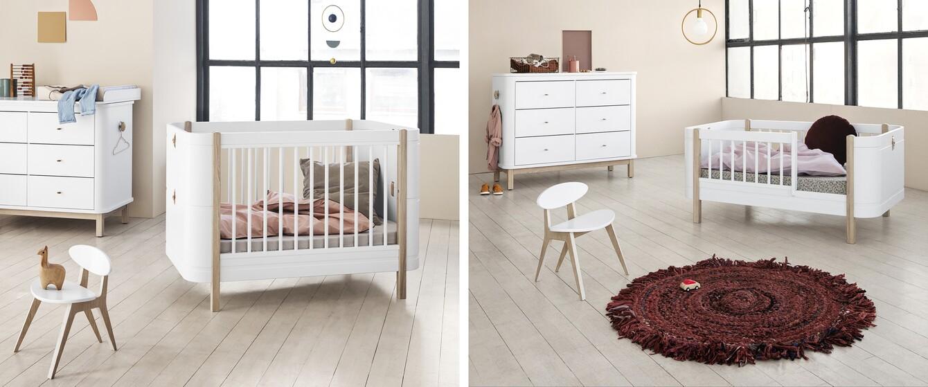Oliver Furniture Mini+
