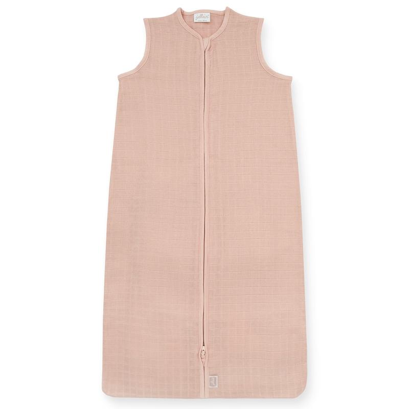 Sommer Schlafsack aus Musselin rosa