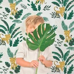 Kinderzimmer grün