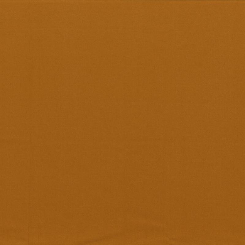 Stoff Uni cognac H 280cm 'Girl Power'