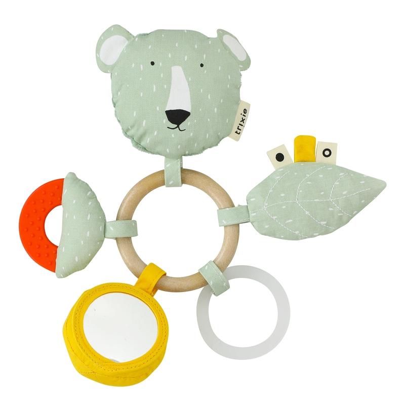 Greifling Activity 'Eisbär' mint