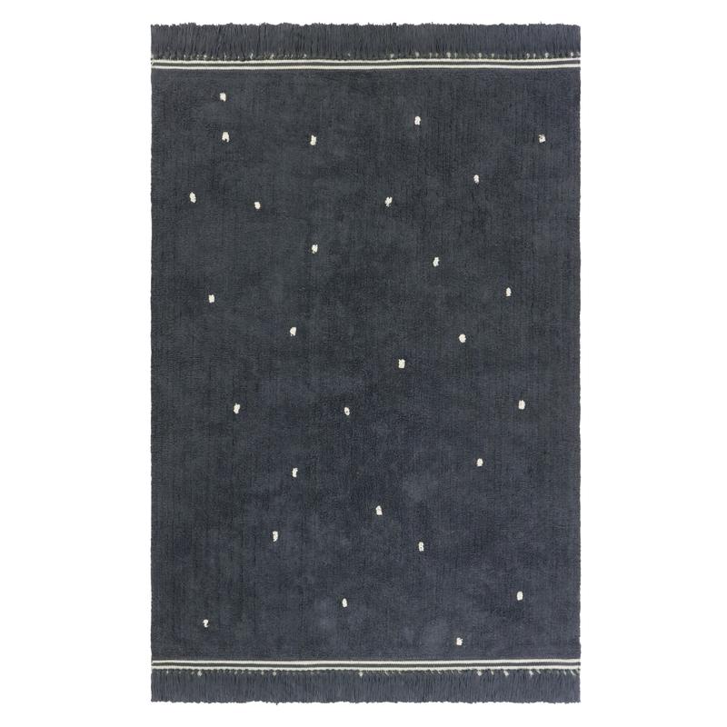 Teppich 'Emily' anthrazit 120x170cm