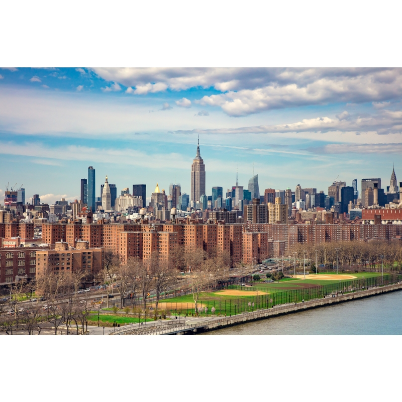 Fototapete 'New York' 405x270cm