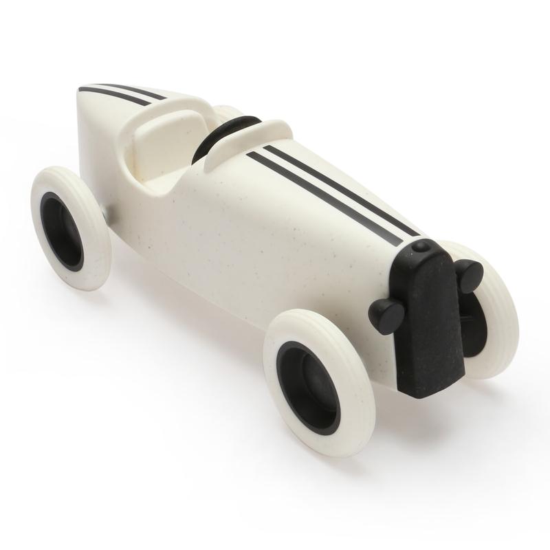 Spielauto weiß/schwarz 21cm ab 3 Jahren