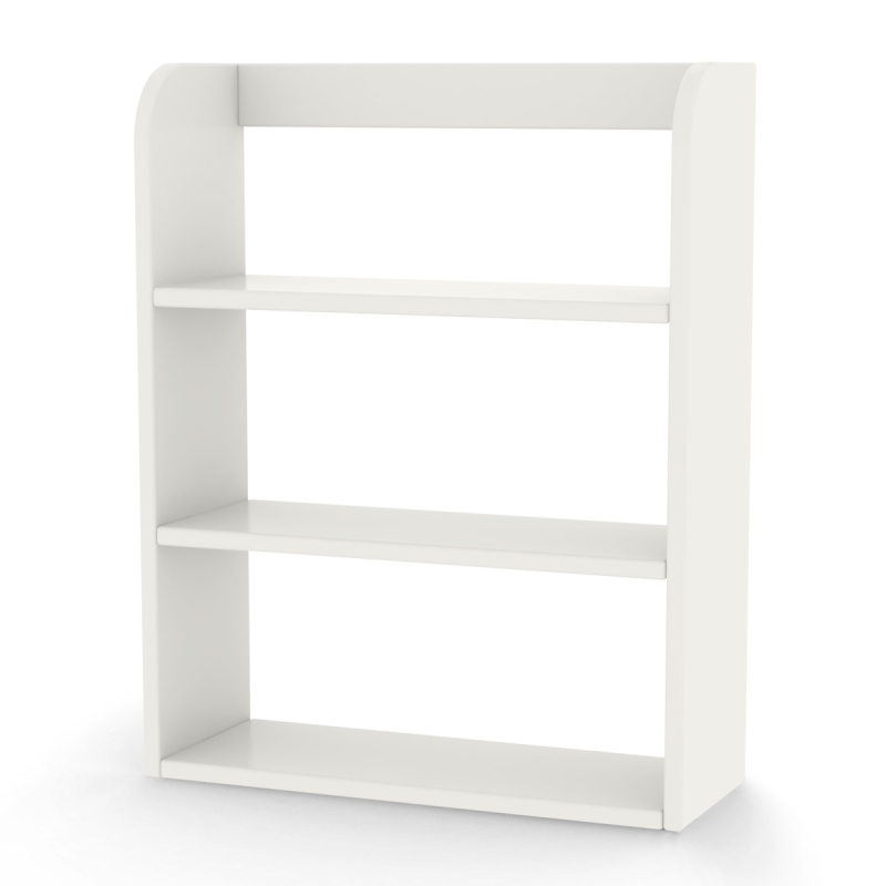 Wand- & Standregal 'Play' weiß 60x75cm