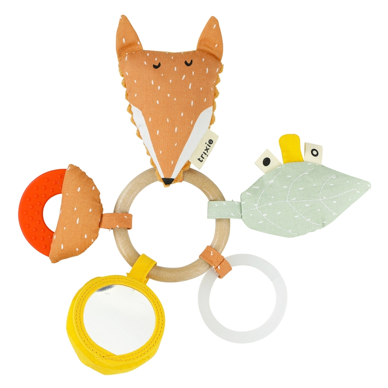 Greifling Activity 'Fuchs' orange