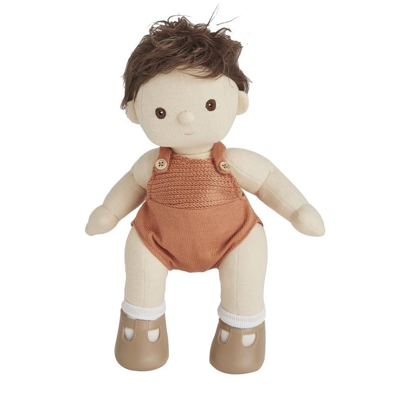 Stoffpuppe Dinkum Doll 'Peanut' ab 3 Jahren