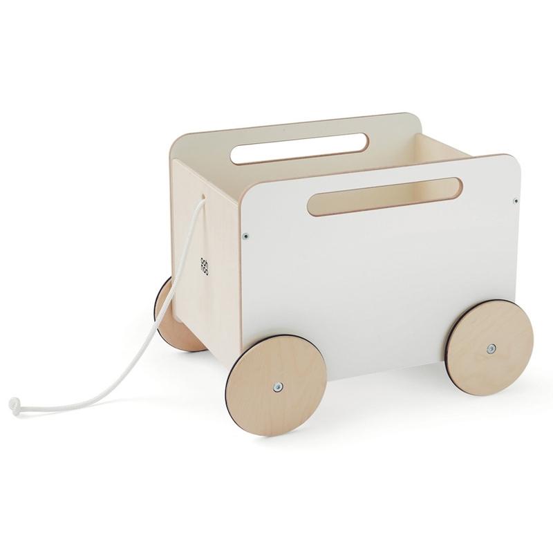 Spielzeugwagen aus Holz 48cm ab 18 Monaten