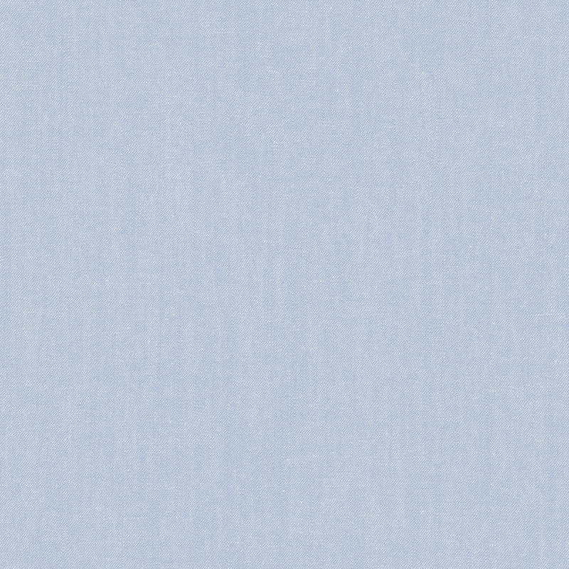 Vliestapete 'Jeansoptik' hellblau
