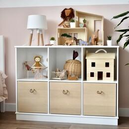 Kinderzimmer Aufbewahrung