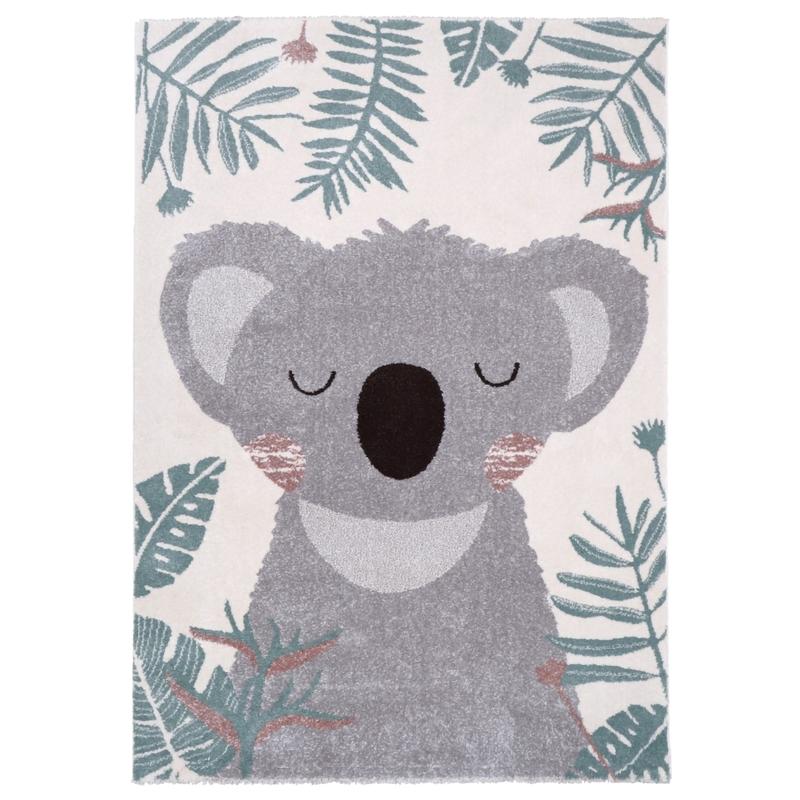 Teppich 'Koala' creme/grau 120x170cm