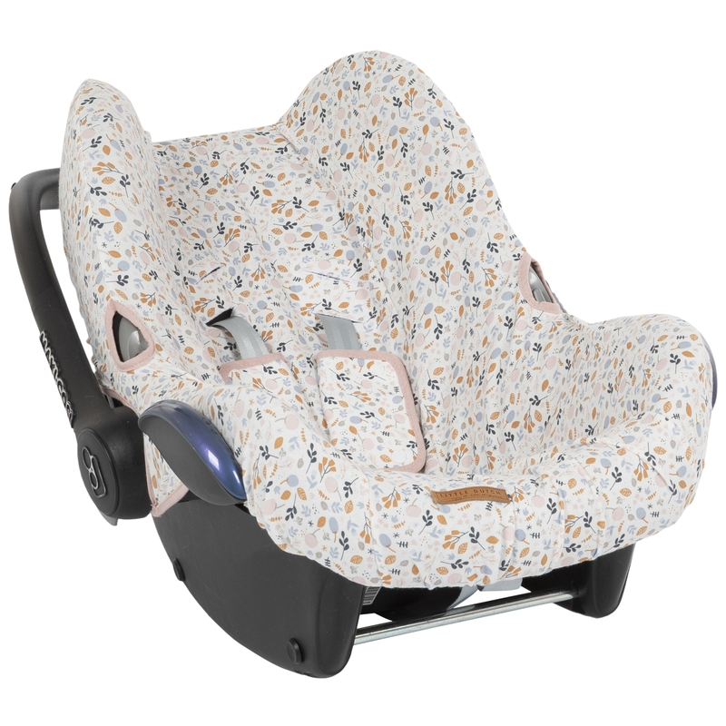 Sitzbezug 'Spring Flowers' für Babyschale