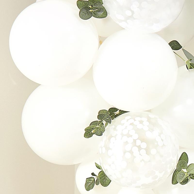 Eukalyptus-Zweige für Luftballons 10 St.