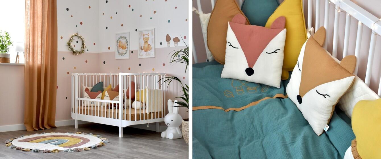 Farbenfrohes Kinderzimmer