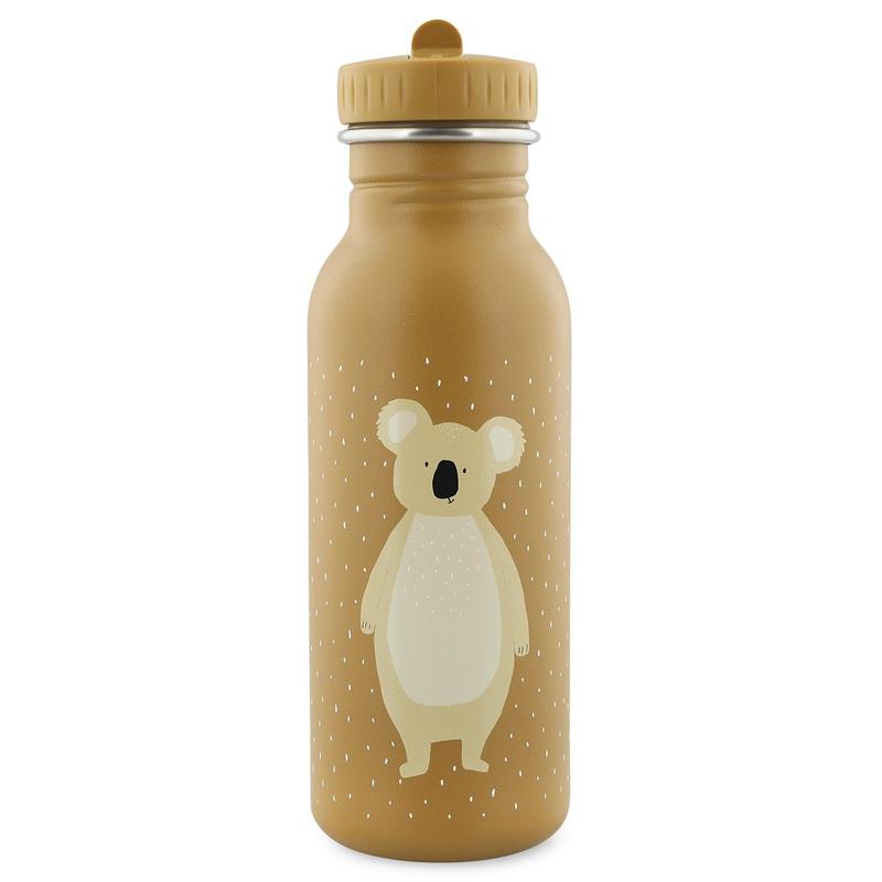 Trinkflasche 'Koala' Edelstahl karamell 500ml