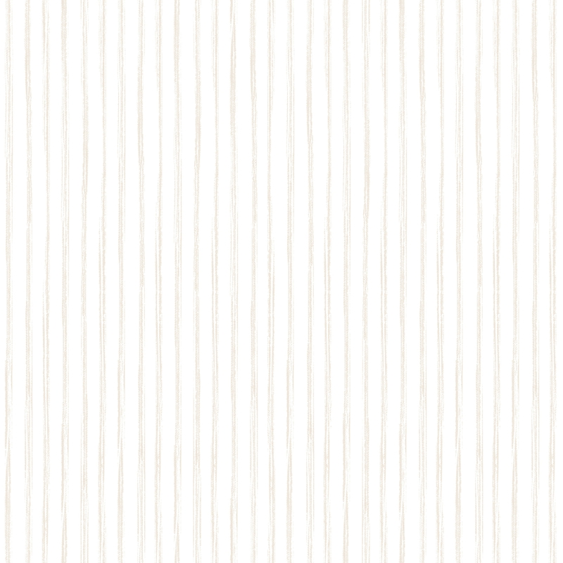 Vliestapete 'Streifen' warmgrau/weiß