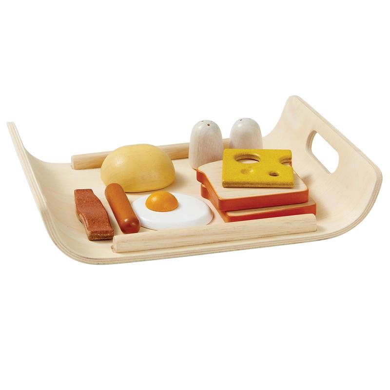 Frühstücks-Tablett Set 10-tlg. ab 3 Jahren
