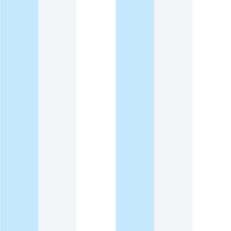 Kindertapete 'XL Sreifen' hellblau/grau