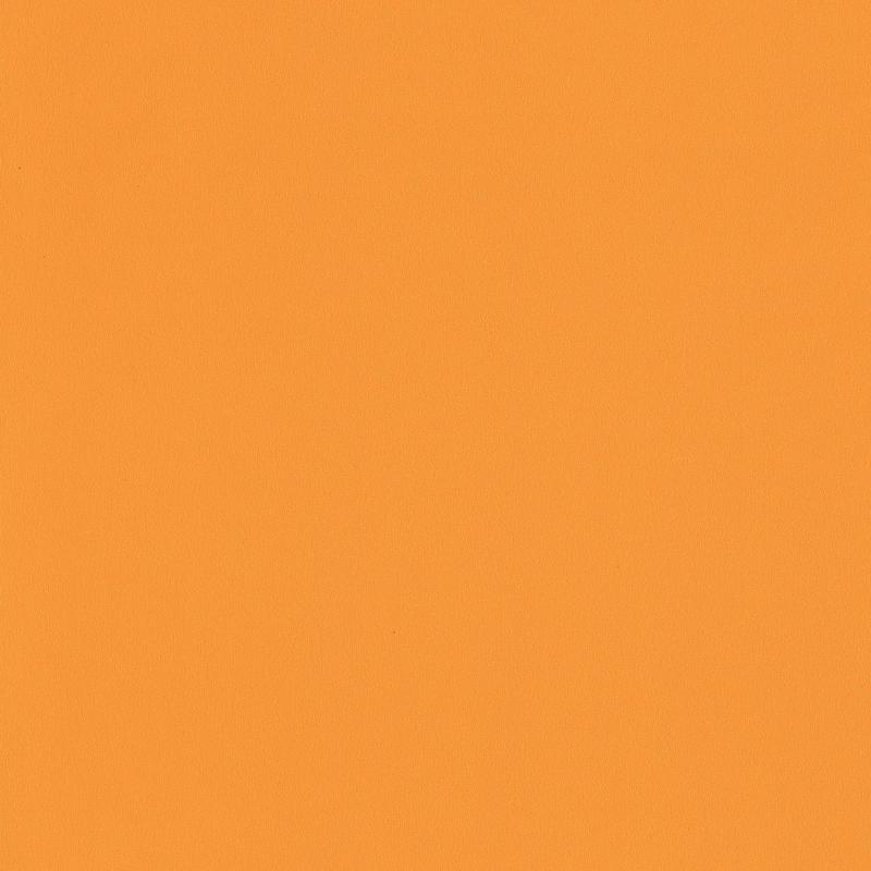 Vliestapete Uni orange 'Girl Power'
