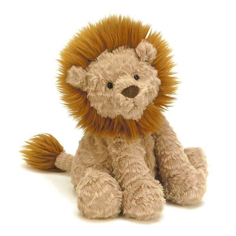 Kuscheltier 'Fuddlewuddle' Löwe beige 23cm